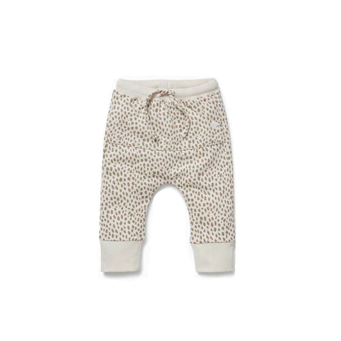 4a45d554c MORI Joggers - Wild Print-Pants- Natural Baby Shower ...
