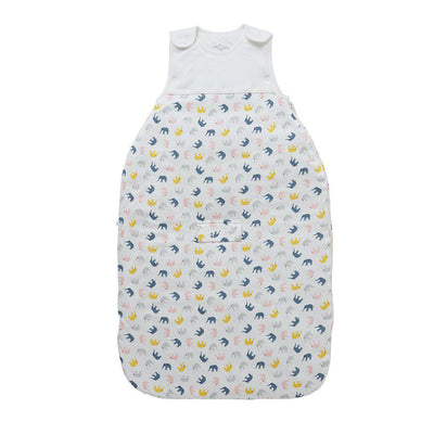 MORI Little Elephant Sleeping Bag - Tog 2.5-Sleeping Bags-0-24m-Little Elephant Print- Natural Baby Shower