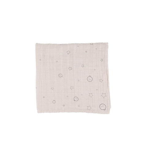 MORI Regular Muslin - Blush-Muslin Squares- Natural Baby Shower