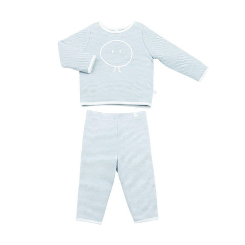 MORI Snoozy PJ's - Blue-Pyjamas- Natural Baby Shower