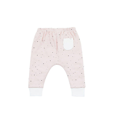 MORI Yoga Pants - Stardust-Pants- Natural Baby Shower
