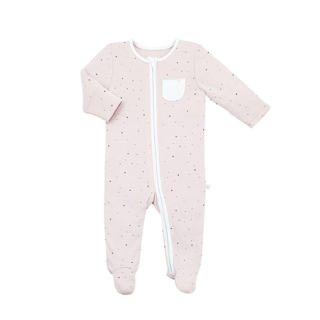 a17b44f067c5 MORI Zip-up Sleepsuit - Stardust-Sleepsuits- Natural Baby Shower ...