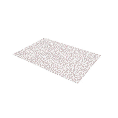 Mabel + Fox Travel Changing Mat - Blush Leopard-Changing Mats & Covers- Natural Baby Shower