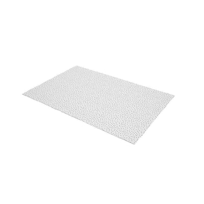Mabel + Fox Travel Changing Mat - Monochrome Spotty-Changing Mats & Covers- Natural Baby Shower