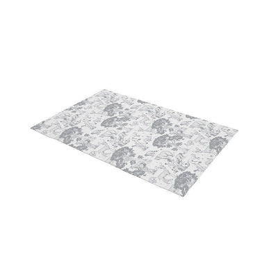 Mabel + Fox Travel Changing Mat - Woodland Animals-Changing Mats & Covers- Natural Baby Shower