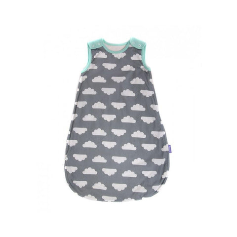 Mama Designs Babasac Multi Tog Baby Sleeping Bag - Cloud Turquoise - 6-18m