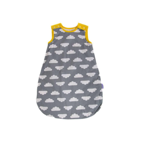 Mama Designs Babasac Multi Tog Baby Sleeping Bag - Cloud Yellow - 6-18m