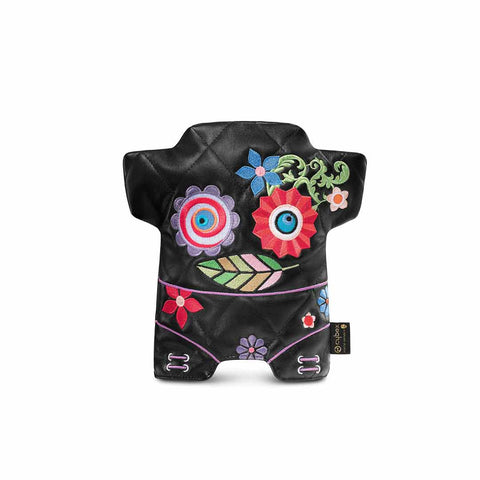 Cybex Monster Toy by Marcel Wanders - Hippie Wrestler Black-Soft Toys- Natural Baby Shower