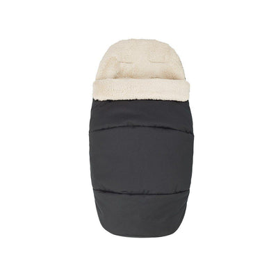 Maxi-Cosi 2 in 1 Footmuff - Essential Black - 2020-Footmuffs- Natural Baby Shower