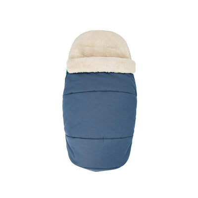 Maxi-Cosi 2 in 1 Footmuff - Essential Blue - 2020-Footmuffs- Natural Baby Shower