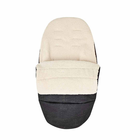 Maxi-Cosi 2 in 1 Footmuff - Nomad Black-Footmuffs- Natural Baby Shower