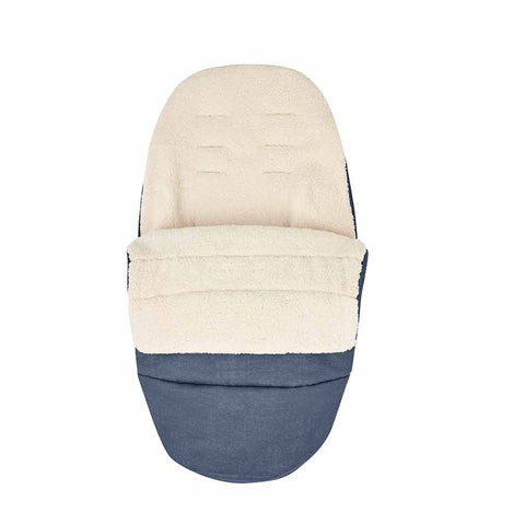 Maxi-Cosi 2 in 1 Footmuff - Nomad Blue-Footmuffs- Natural Baby Shower