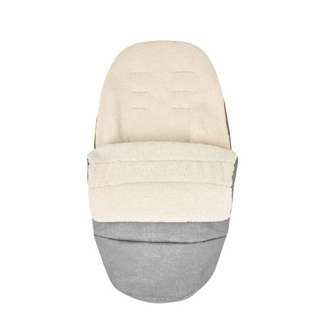 Maxi-Cosi 2 in 1 Footmuff - Nomad Grey-Footmuffs- Natural Baby Shower