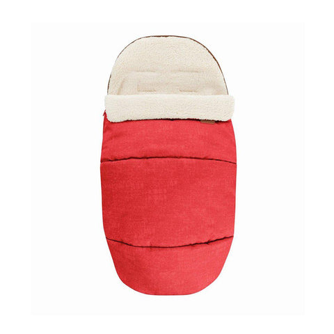 Maxi-Cosi 2 in 1 Footmuff - Nomad Red-Footmuffs- Natural Baby Shower