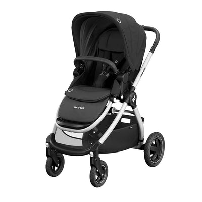 Maxi-Cosi Adorra Pushchair - Essential Black-Strollers- Natural Baby Shower