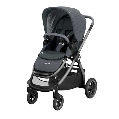 Maxi-Cosi Adorra Pushchair - Essential Graphite-Strollers- Natural Baby Shower