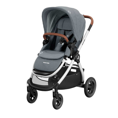Maxi-Cosi Adorra Pushchair - Essential Grey-Strollers- Natural Baby Shower
