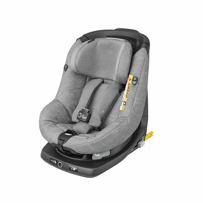 Maxi-Cosi AxissFix Air i-Size Car Seat - Nomad Grey-Car Seats- Natural Baby Shower