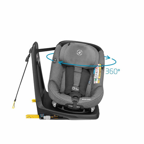 Maxi-Cosi AxissFix Air i-Size Car Seat - Sparkling Grey-Car Seats- Natural Baby Shower