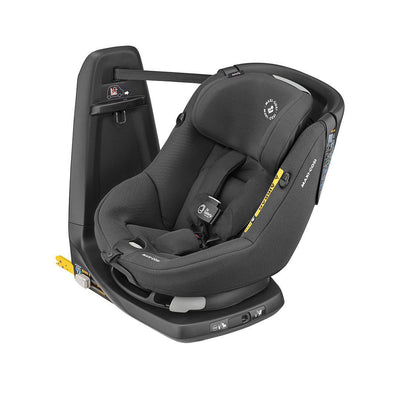 Maxi-Cosi AxissFix Air i-Size Car Seat - Authentic Black - 2020-Car Seats- Natural Baby Shower