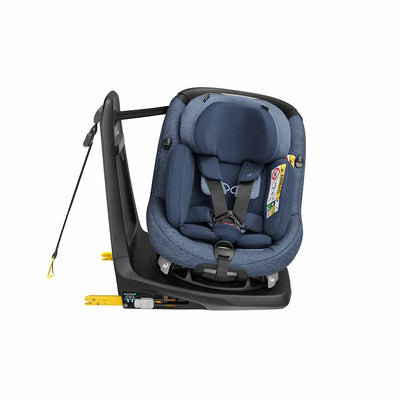 Maxi-Cosi AxissFix Plus i-Size Car Seat - Nomad Blue-Car Seats- Natural Baby Shower
