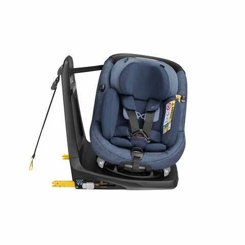 Maxi-Cosi AxissFix Plus Car Seat - Nomad Blue-Car Seats- Natural Baby Shower