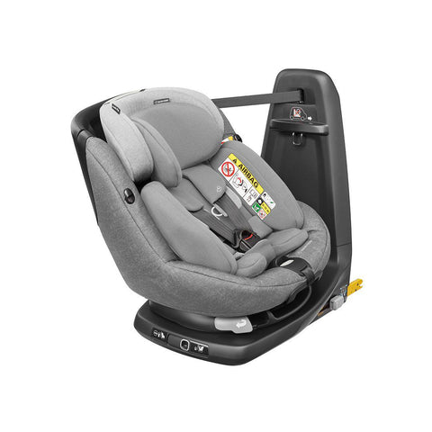 Maxi-Cosi AxissFix Plus Car Seat - Nomad Grey-Car Seats- Natural Baby Shower