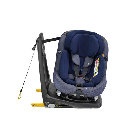 Maxi-Cosi AxissFix Plus Car Seat - Sparkling Blue-Car Seats- Natural Baby Shower