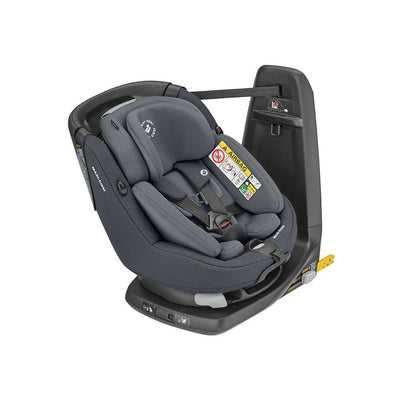 Maxi-Cosi AxissFix Plus i-Size Car Seat - Authentic Graphite - 2020-Car Seats- Natural Baby Shower