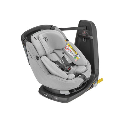 Maxi-Cosi AxissFix Plus i-Size Car Seat - Authentic Grey - 2020-Car Seats- Natural Baby Shower