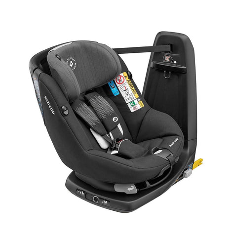 Maxi-Cosi Axissfix i-Size Car Seat - Frequency Black-Car Seats- Natural Baby Shower