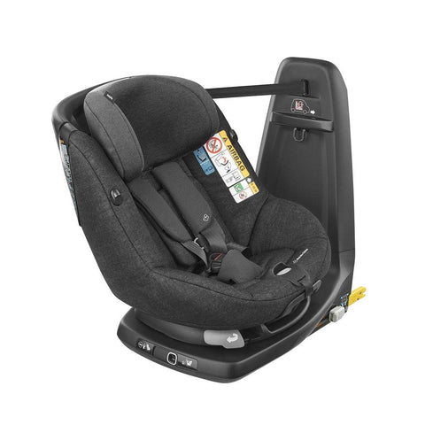 Maxi-Cosi Axissfix i-Size Car Seat - Nomad Black-Car Seats- Natural Baby Shower