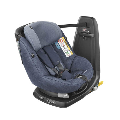 Maxi-Cosi Axissfix i-Size Car Seat - Nomad Blue-Car Seats- Natural Baby Shower