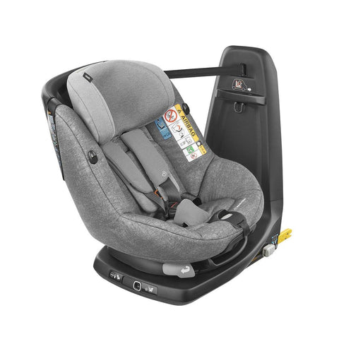 Maxi-Cosi Axissfix Car Seat - Nomad Grey-Car Seats- Natural Baby Shower