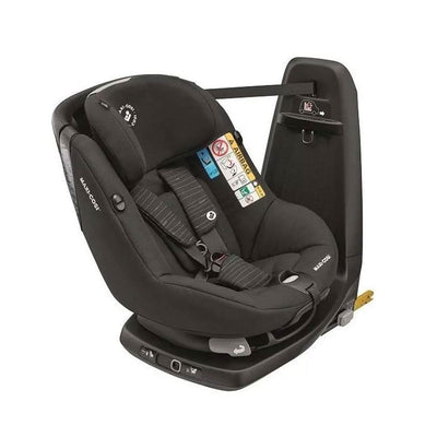 Maxi-Cosi Axissfix i-Size Car Seat - Scribble Black-Car Seats- Natural Baby Shower