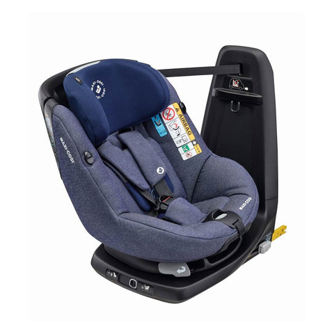 Maxi-Cosi Axissfix Car Seat - Sparkling Blue-Car Seats- Natural Baby Shower