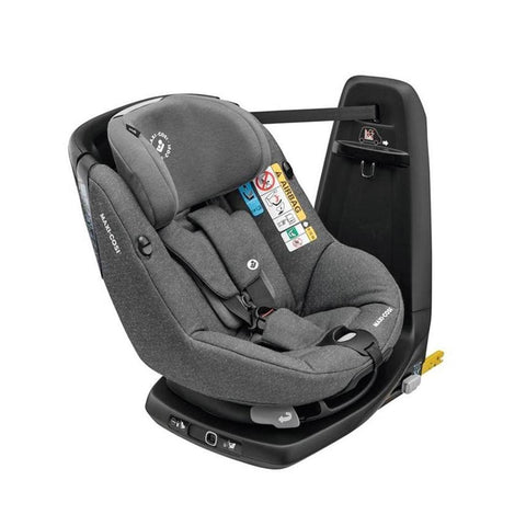 Maxi-Cosi Axissfix i-Size Car Seat - Sparkling Grey-Car Seats- Natural Baby Shower