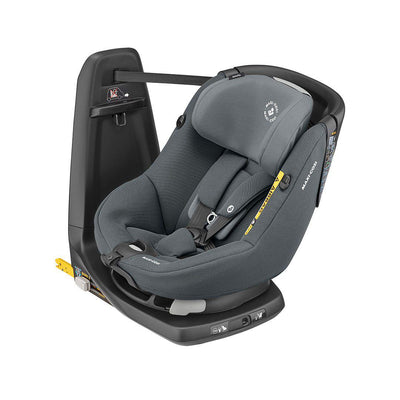 Maxi-Cosi Axissfix i-Size Car Seat - Authentic Graphite - 2020-Car Seats- Natural Baby Shower