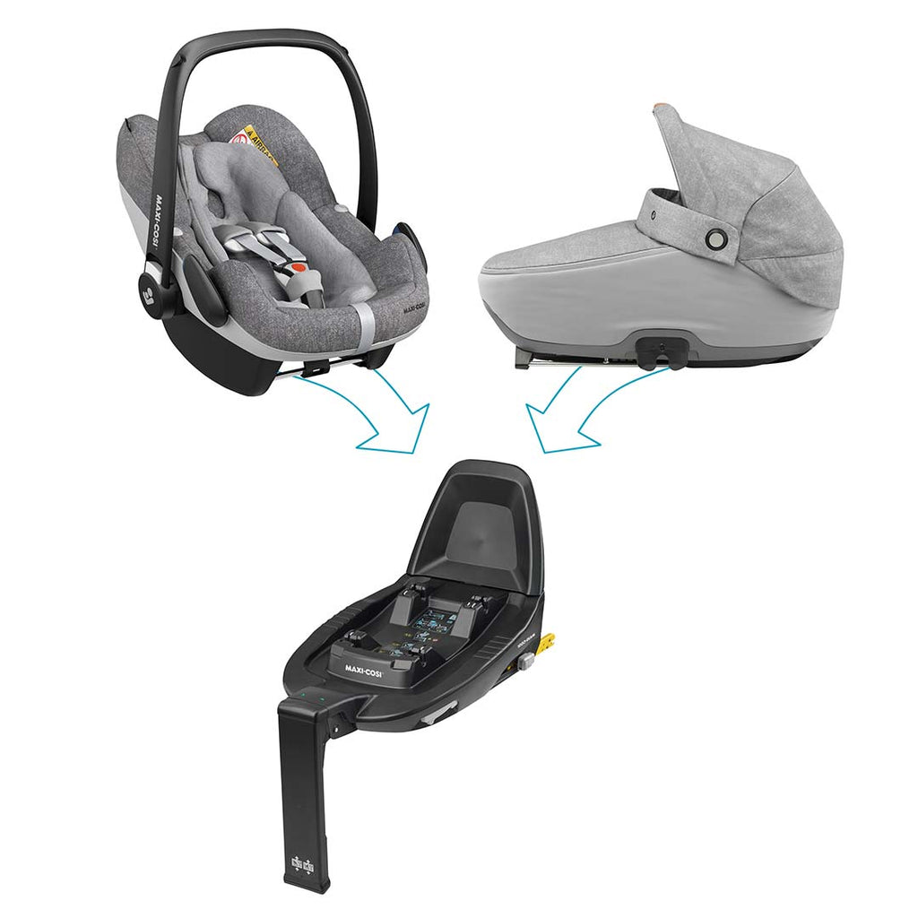 maxi cosi babyfix isofix base natural baby shower. Black Bedroom Furniture Sets. Home Design Ideas