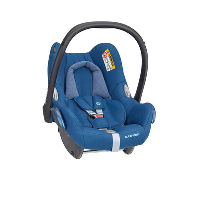 Maxi-Cosi CabrioFix Car Seat - Essential Blue - 2020-Car Seats- Natural Baby Shower