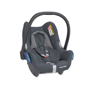 Maxi-Cosi CabrioFix Car Seat - Essential Graphite - 2020-Car Seats- Natural Baby Shower