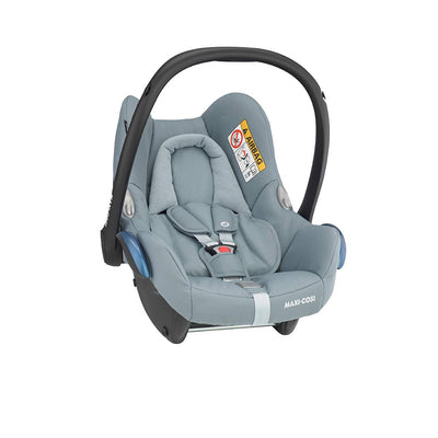 Maxi-Cosi CabrioFix Car Seat - Essential Grey - 2020-Car Seats- Natural Baby Shower
