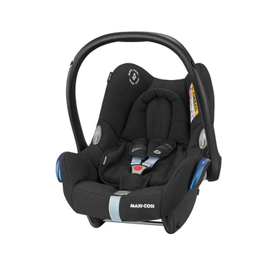 Maxi-Cosi CabrioFix Car Seat - Frequency Black-Car Seats- Natural Baby Shower