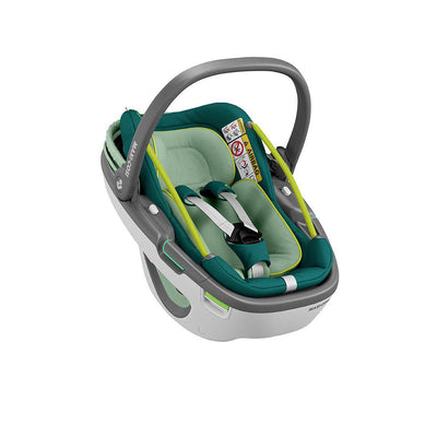 Maxi-Cosi Coral i-Size Car Seat - Neon Green-Car Seats- Natural Baby Shower