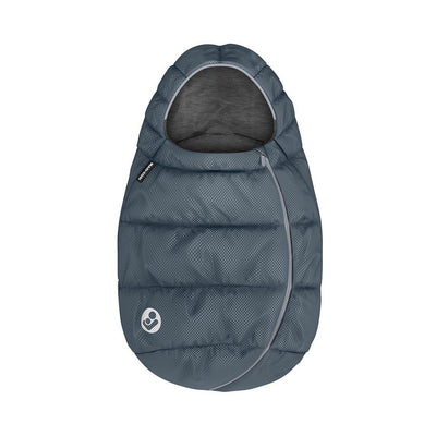 Maxi-Cosi Infant Carrier Footmuff - Essential Graphite - 2020-Footmuffs- Natural Baby Shower