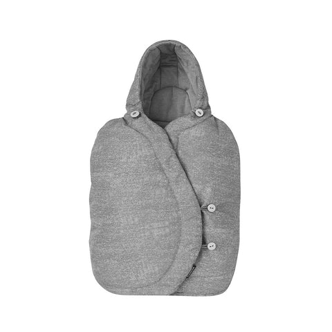 Maxi-Cosi Infant Carrier Footmuff - Nomad Grey-Footmuffs- Natural Baby Shower