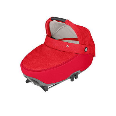 Maxi-Cosi Jade i-Size Car Cot - Nomad Red-Car Seats- Natural Baby Shower