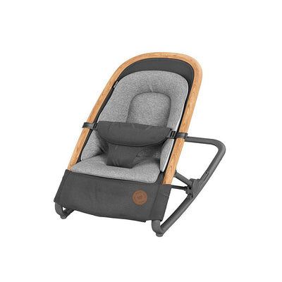Maxi-Cosi Kori Bouncer - Essential Graphite - 2020-Baby Bouncers- Natural Baby Shower
