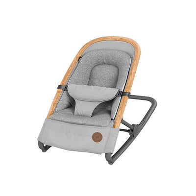 Maxi-Cosi Kori Bouncer - Essential Grey - 2020-Baby Bouncers- Natural Baby Shower