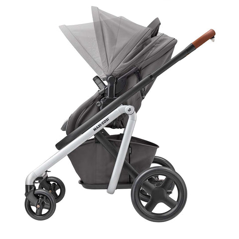 Maxi-Cosi Lila Pushchair - Nomad Grey-Strollers- Natural Baby Shower